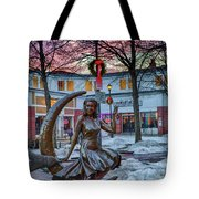 Salem Is Bewitched Tote Bag