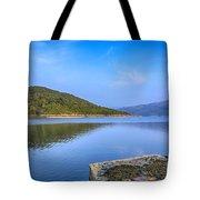 Salen Bay Loch Sunart Tote Bag