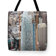 Salesforce Tower In San Francisco Tote Bag
