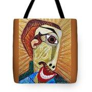 Salesman Of The Year Tote Bag