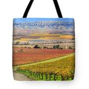 Salinas Valley Tote Bag