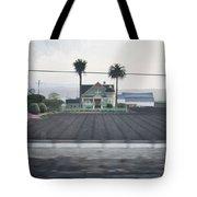 Salinas Valley Victorian Mansion Tote Bag