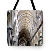 Salisbury Cathedral Tote Bag