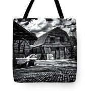 Salisbury Ct Tote Bag