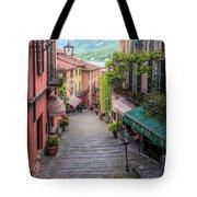Salita Serbelloni Bellagio Italy Tote Bag