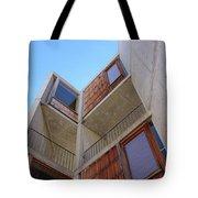 Salk Architecture Tote Bag