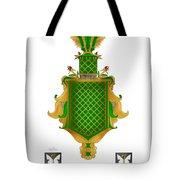 Salkeld Family Crest Tote Bag