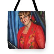 Sally Ann Tote Bag