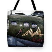 Sally B Tote Bag