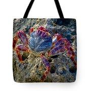 Sally Lightfoot Crab 1 Tote Bag