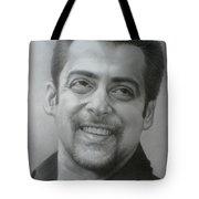 Salman Tote Bag