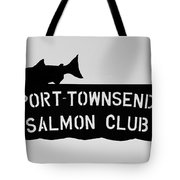 Salmon Club Tote Bag