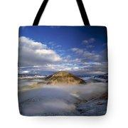 Salmon River Mountains Tote Bag