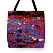 Salmon Run 11 Tote Bag
