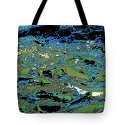 Salmon Run 4 Tote Bag