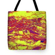 Salmon Run 6 Tote Bag