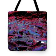 Salmon Run 8 Tote Bag