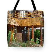 Saloon Tote Bag