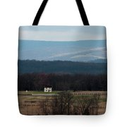 Salt Box House Tote Bag