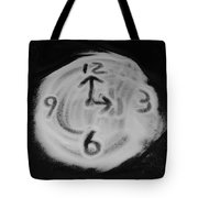Salt Clock Tote Bag