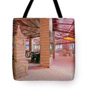 Salt Hotel, Salar De Uyuni, Bolivia Tote Bag