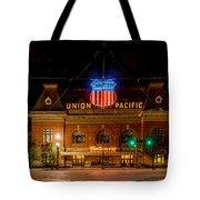 Salt Lake City Union Pacific Depot Tote Bag