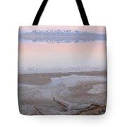 Salt Lake Sunset Tote Bag