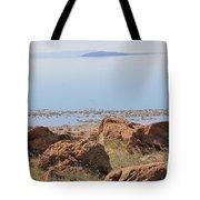 Salt Lake View 3 Tote Bag