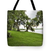 Salt Mine Reminder Accident  Louisiana  Tote Bag