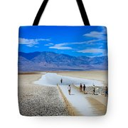 Salt Stretch Tote Bag