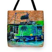 Salt Water Living Tote Bag