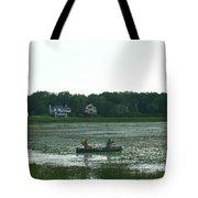 Salt Water Marsh Tote Bag