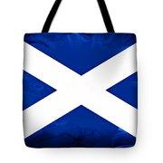 Saltire Tote Bag