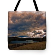 Saltmarsh Pond Gilford Nh Tote Bag