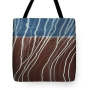 Saltwater Trails #1 Tote Bag