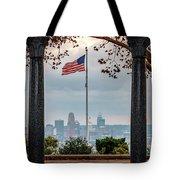 Salute To Cincinnati Tote Bag