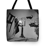 Salvador Dali 1904-1989 Tote Bag by Granger