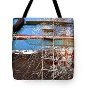 Salvage  Tote Bag