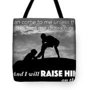 Salvation4 Tote Bag