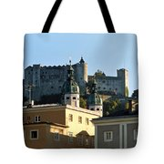 Salzburg Austria 3 Tote Bag