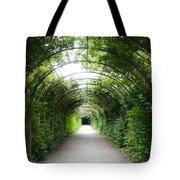 Salzburg Garden Arbor Tote Bag