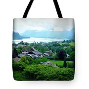 Salzburg Lake District Tote Bag