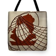 Samantha - Tile Tote Bag