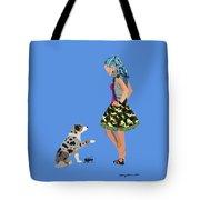 Samantha Tote Bag by Nancy Levan