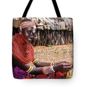 Samburu Beauty Tote Bag