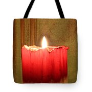 Same Candle New Color Tote Bag