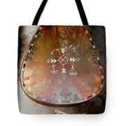 Sami Shaman Drum Tote Bag