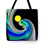 Sammy The Seal Tote Bag