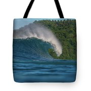 Samoa Power Tote Bag
