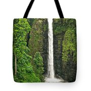 Samoan Falls 2 Tote Bag